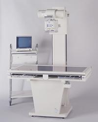 小動物専用X線装置 VPX-120F の写真